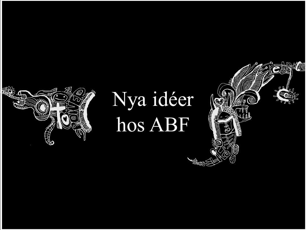 Nya idéer hos ABF