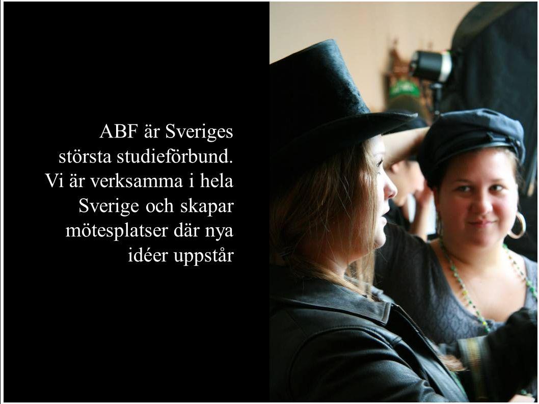61 461 Så många kulturprogram arrangerade ABF 2007
