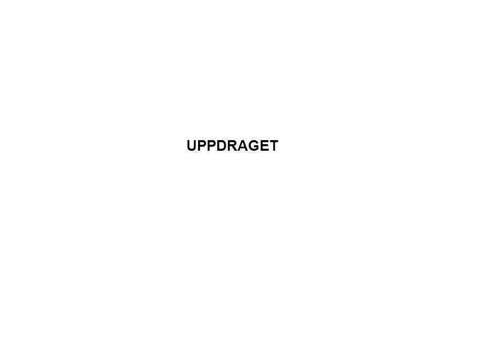 UPPDRAGET