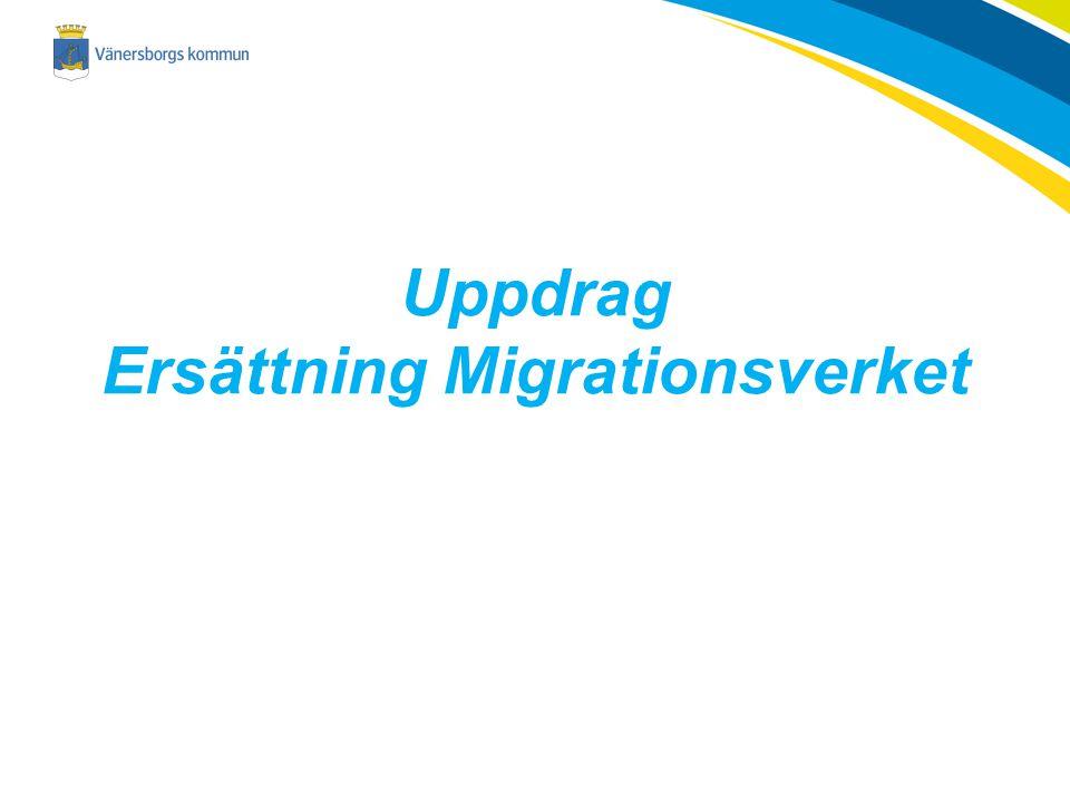 Kommunmottagna Källa: Statistik hämtat från Migrationsverkets hemsida