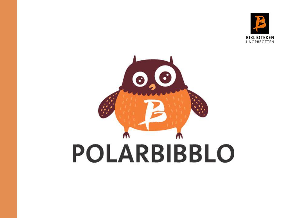 DIREKTIVET Arbetsgrupp: Polarbibblo.se Polarbibblo.se är en viktig del av Biblioteken i Norrbottens e-resurser.