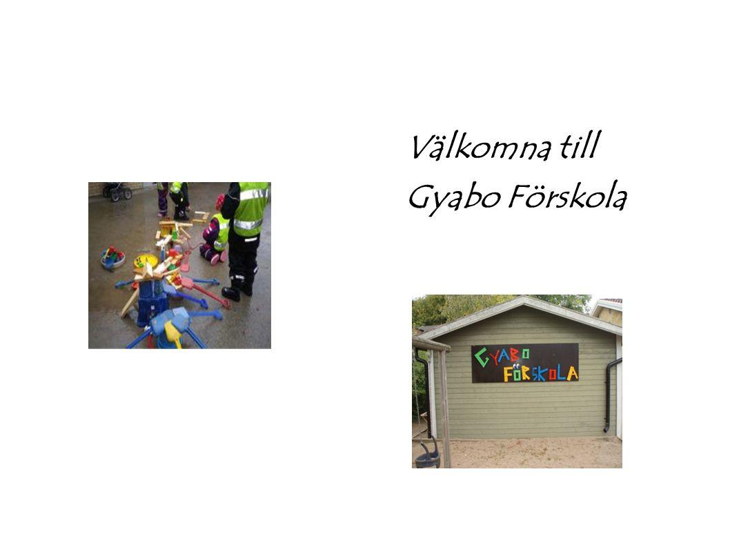 Välkomna till Gyabo Förskola