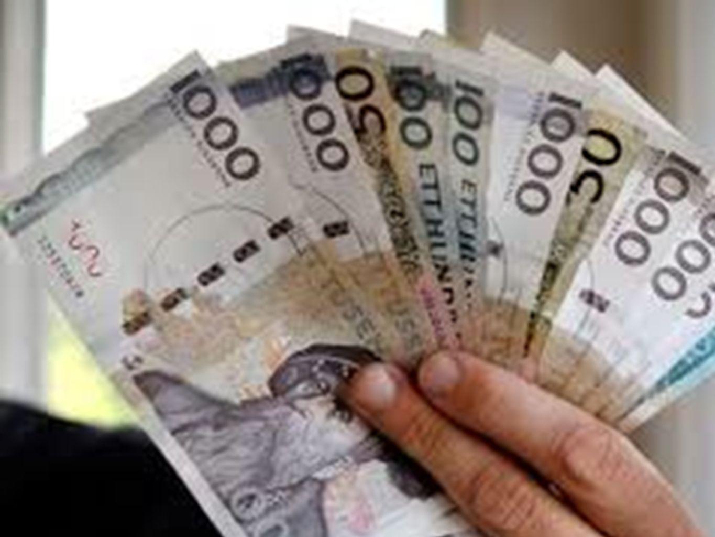 Utgift När man köper något skapas en utgift.Den största utgiften för en familj oftast bostaden.