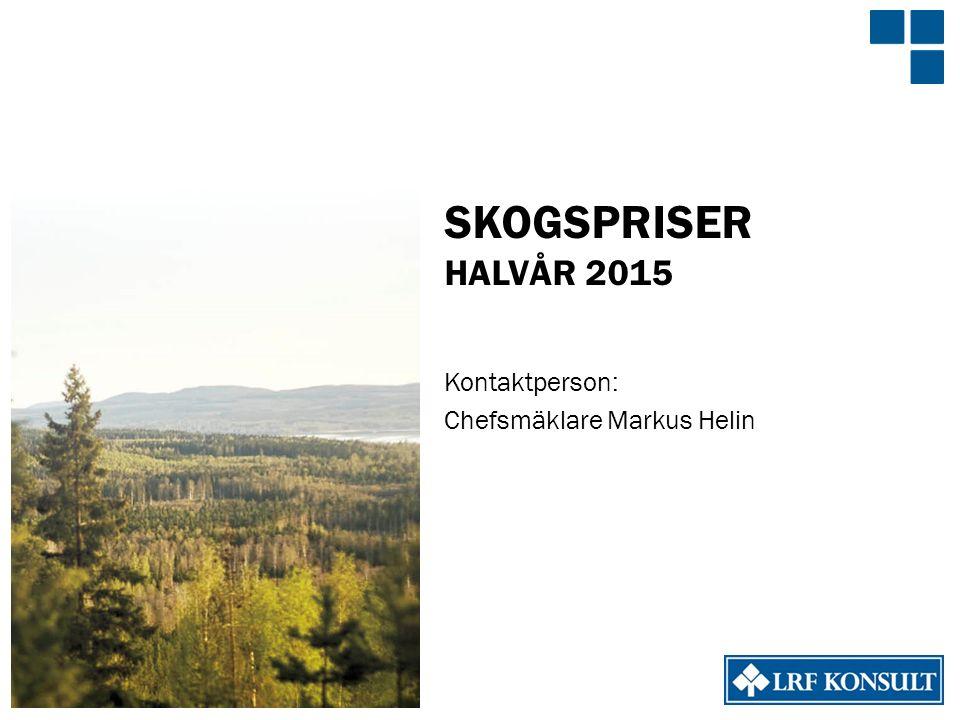 Ekonomi & Skatt Juridik Affärsrådgivning Fastighetsförmedling lrfkonsult.se SKOGSPRISER, INDELNING Södra 1.