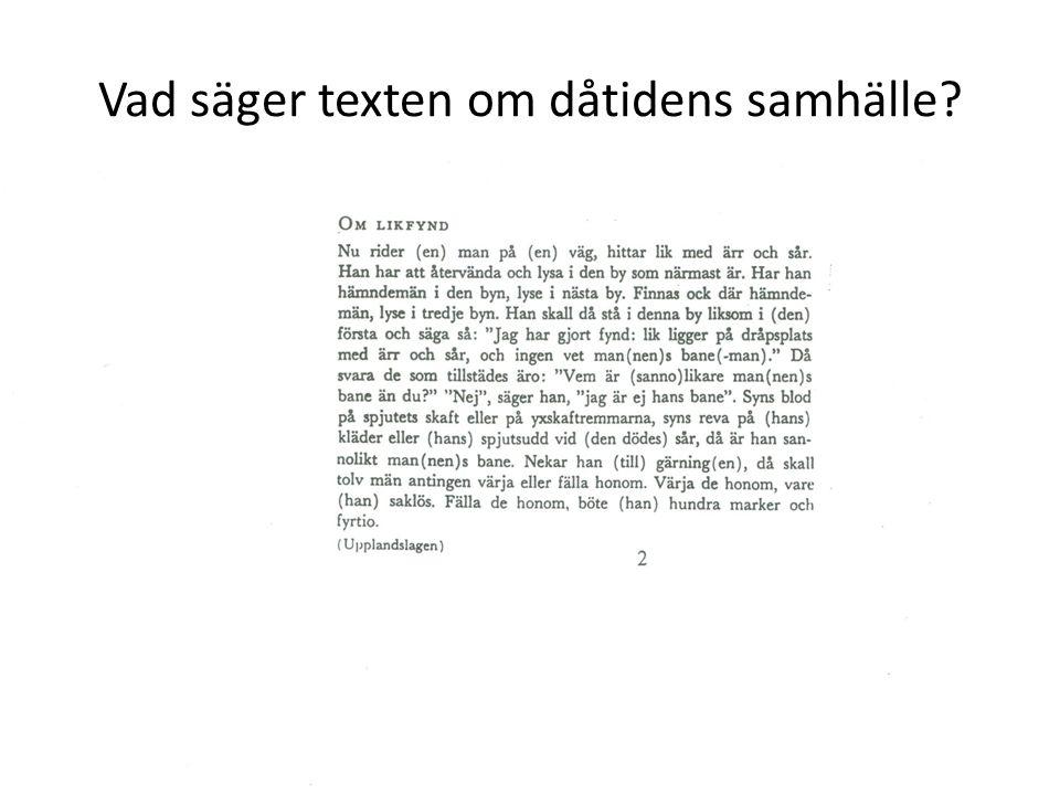 Stavning före och efter Gustav Vasas bibel 1526 mig, migh, mik, mic, mich, mech i samma text.