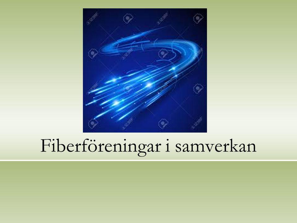 Inledning Mitt namn är Kjell-Åke Karlsson.Ordförande i Skredsviks fiber ek.
