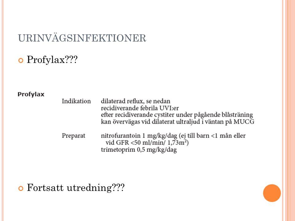 U RINVÄGSINFEKTONER ?????.
