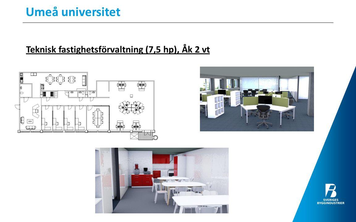 Högskolan i Skövde Byggprocessen, första kursen i åk 1 (7,5 hp) Kursen ger övergripande kunskaper om de olika faser och steg ett byggnadsprojekt genomgår från idé till färdigt projekt.