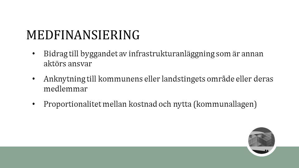 SLUTRAPPORTEN Ingångna överenskommelser med berörda kommuner m.fl.