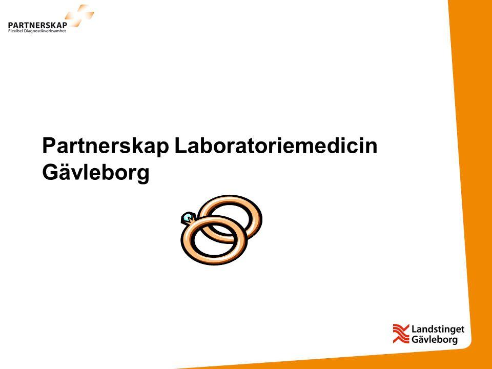 Partnerskap Laboratoriemedicin Gävleborg
