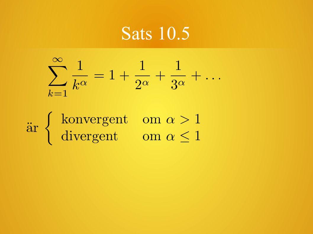 Sats 10.5