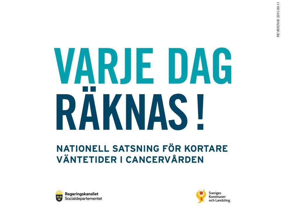 Omkring 60 000 personer i Sverige kommer få cancer i år.