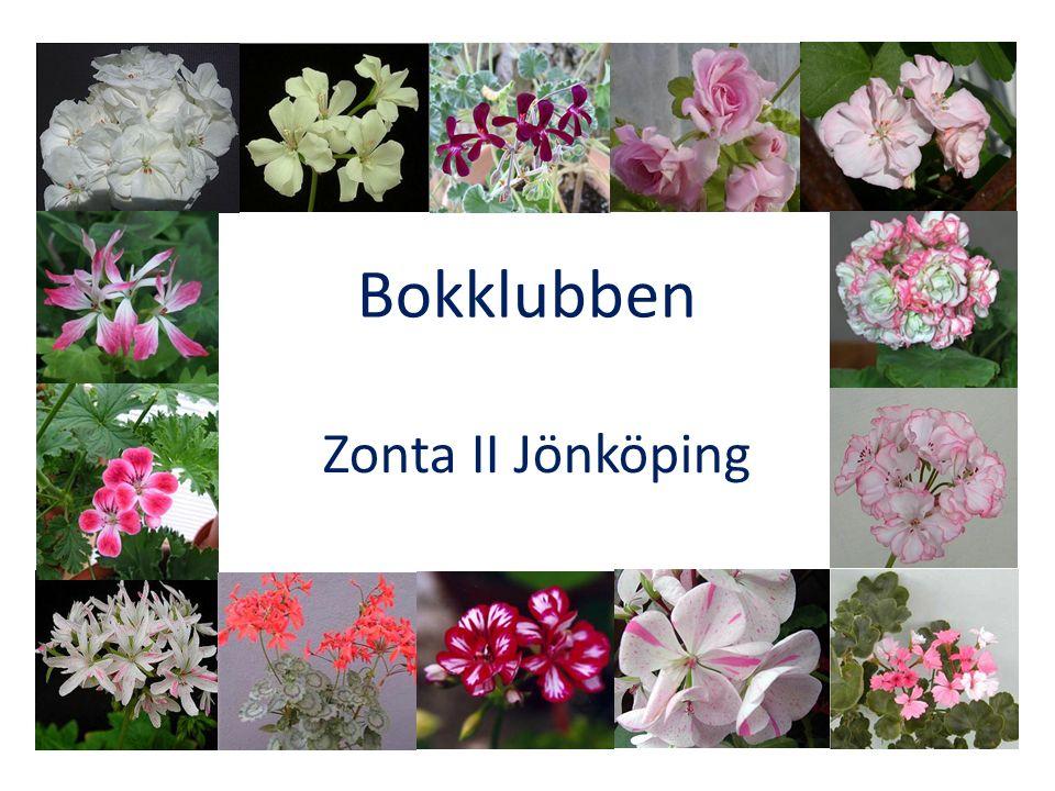 Bokklubben Zonta II Jönköping