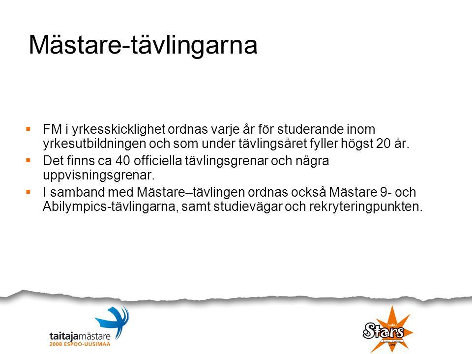 Kulturtävlingen SAKUstars för studerande inom yrkesutbildning  Ordnas för 56:e gången nästa år  Både nybörjare och yrkeskunniga inom konst kan delta.