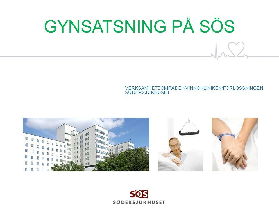 Benign gynekologisk kirurgisk träning på SÖS har tidigare funnits ojämlik och ostrukturerad.