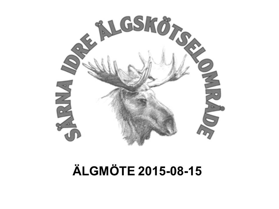ÄLGMÖTE 2015-08-15