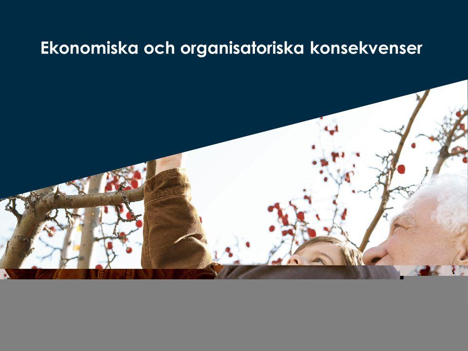 Att visa fotnot, datum, sidnummer Klicka på fliken Infoga och klicka på ikonen sidhuvud/sidfot Klistra in text: Klistra in texten, klicka på ikonen (Ctrl), välj Behåll endast text Rubrik: Century Gothic, bold 26pt Ekonomiska och organisatoriska konsekvenser