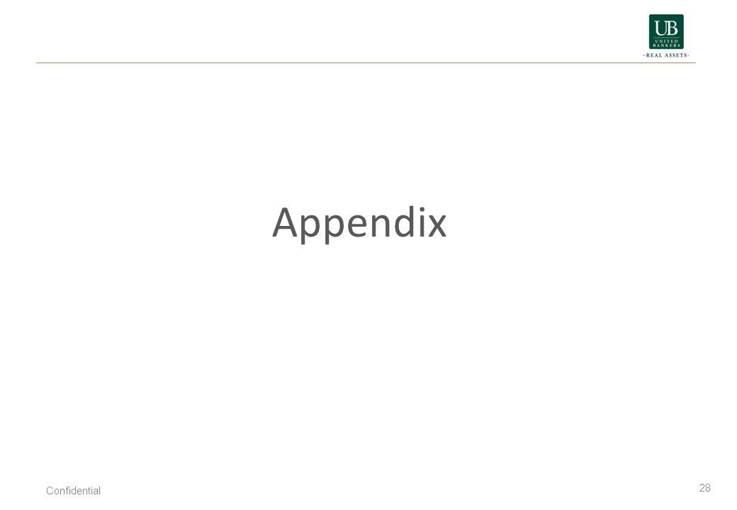 Appendix 28 Confidential