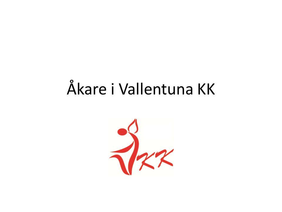Åkare i Vallentuna KK