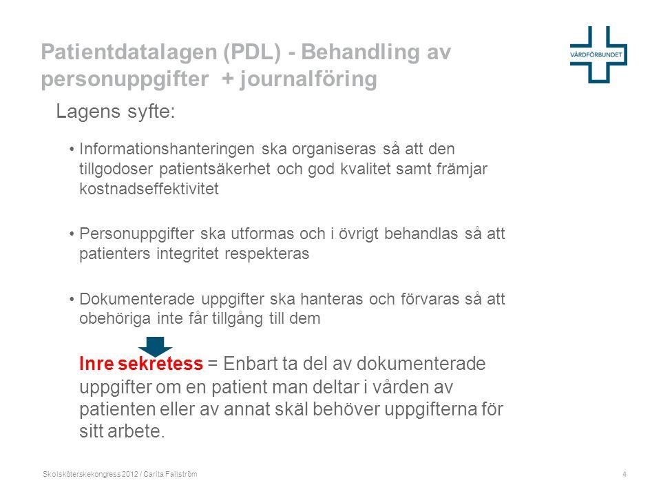 Skolsköterskekongress 2012 / Carita Fallström Rapporteringsskyldigheter 1.Barn som far illa 2.(Lex Sarah) 3.Lex Maria 4.Avslöja vissa allvarliga brott å färde 5.LVM, smittskydd, körkort, vapeninnehav 6.Kränkande behandling enl.