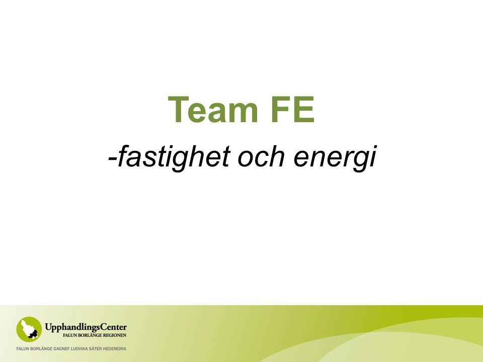 Team FE -fastighet och energi