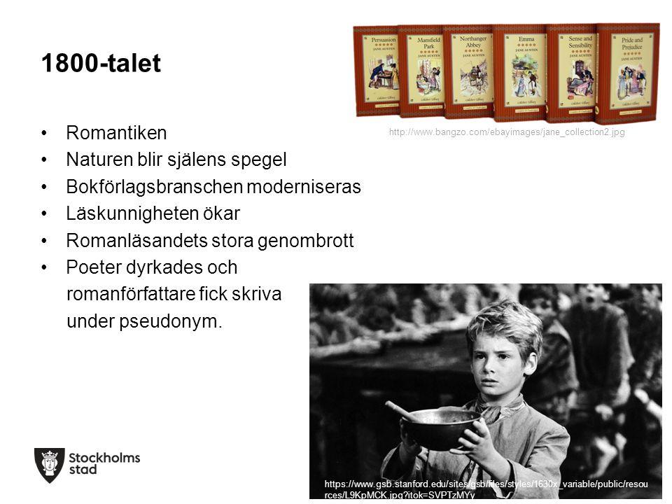 1900-talet Kommunism, fascism och nazism – strikta regler.