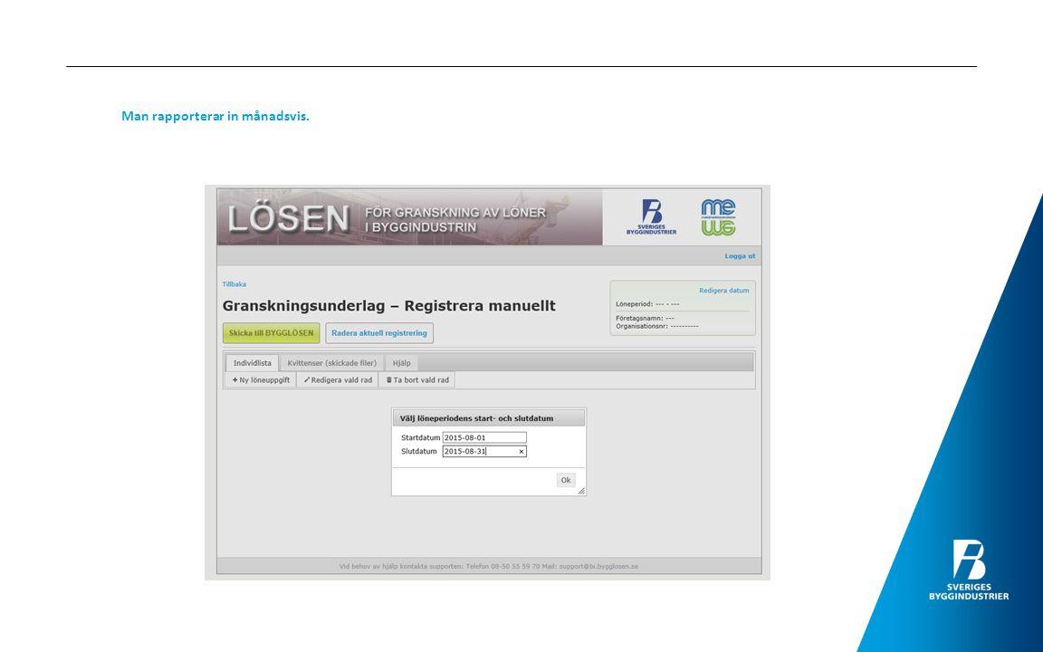 Fyll i uppgifterna. Fördelningstal hittar ni på www.bygglosen.sewww.bygglosen.se