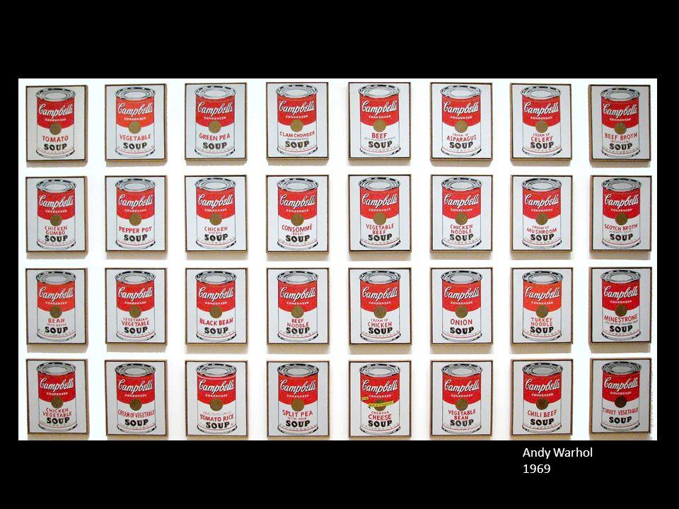 Andy Warhol 1969