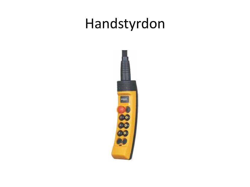 Handstyrdon