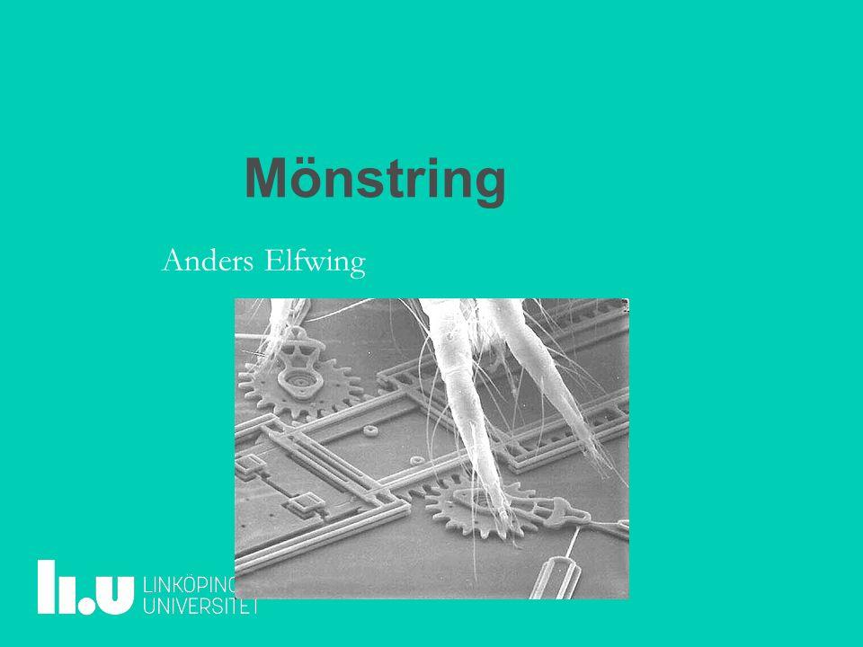 Anders Elfwing Mönstring