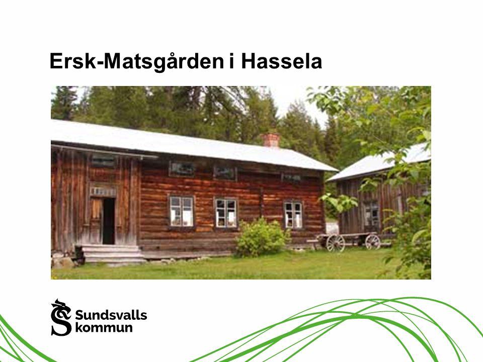 Ersk-Matsgården i Hassela