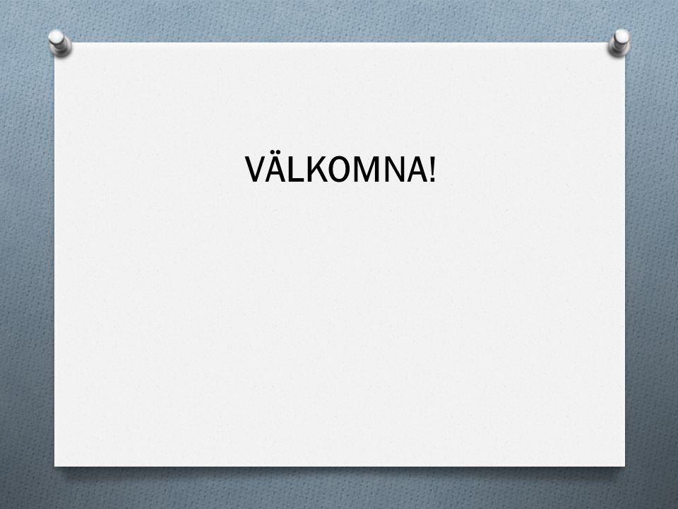 Mentorer Sjukanmälan Bloggen Unikum Ledigheter Extra studietid på skolan Välkomna till höstens föräldramöte för år 8 2015-2016
