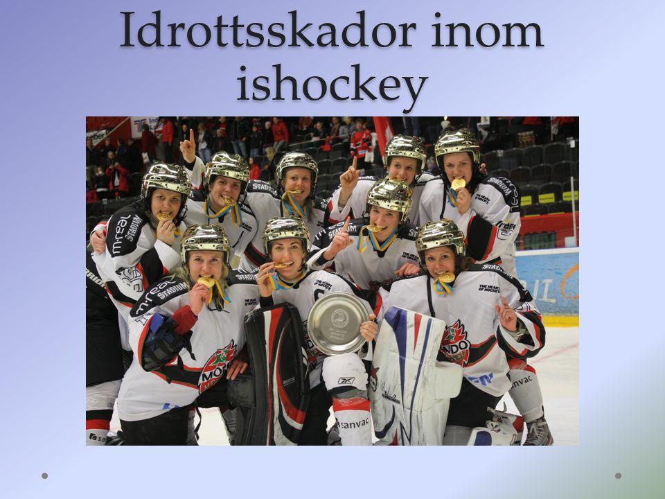 Idrottsskador inom ishockey