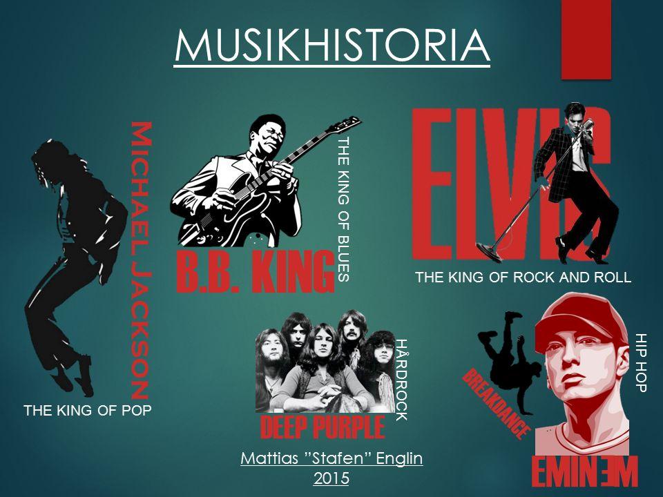 Musiken och Samhället Musiken formas i den kultur där den hör hemma.