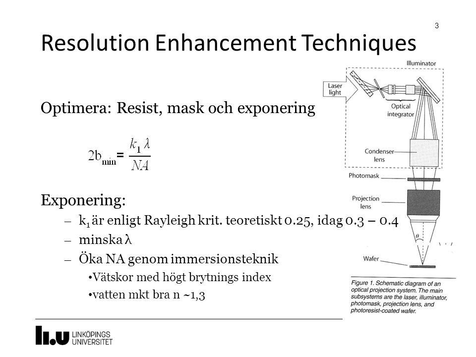 Både additativ och subtraktiv Modifiera eller kontraktera strukturer skapade med andra tekniker - bryta elektrisk kontakt - deponera material för att skapa kontakt - Dopning Preparera prover för TEM - skär ut tunna skivor