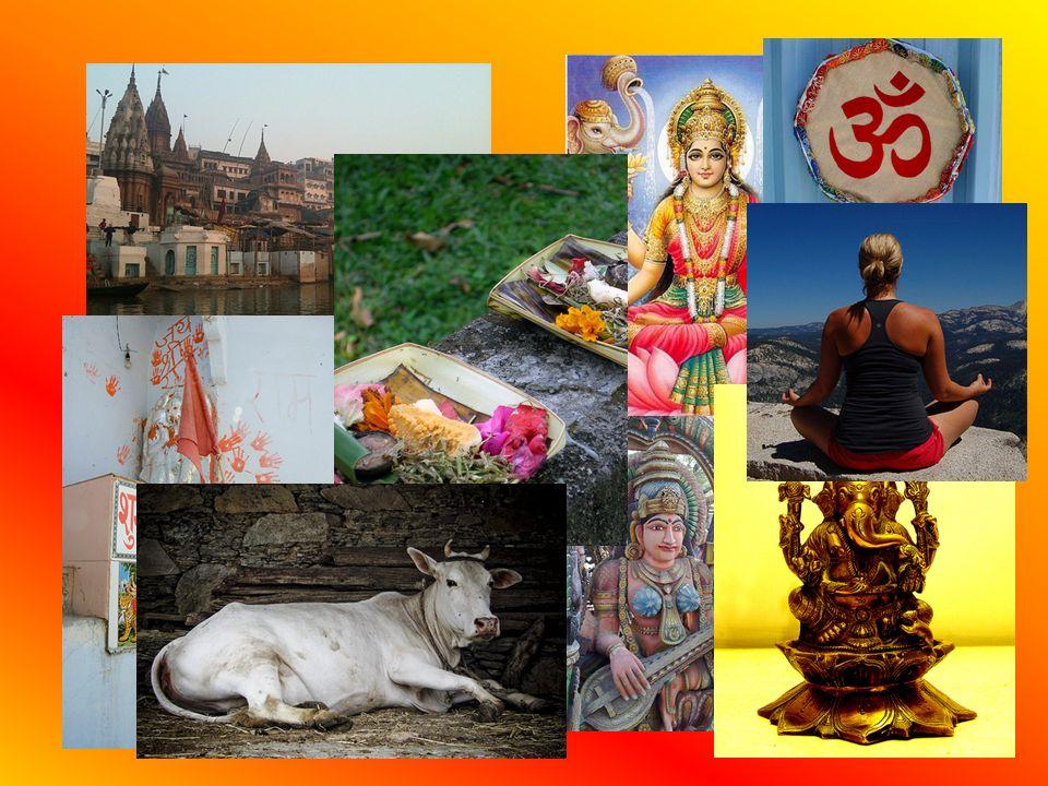 Hinduismen är den äldsta av världsreligionerna Den har ingen direkt grundare.