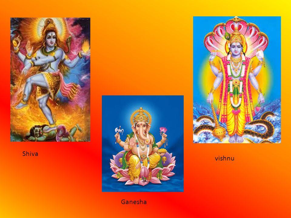 Shiva vishnu Ganesha