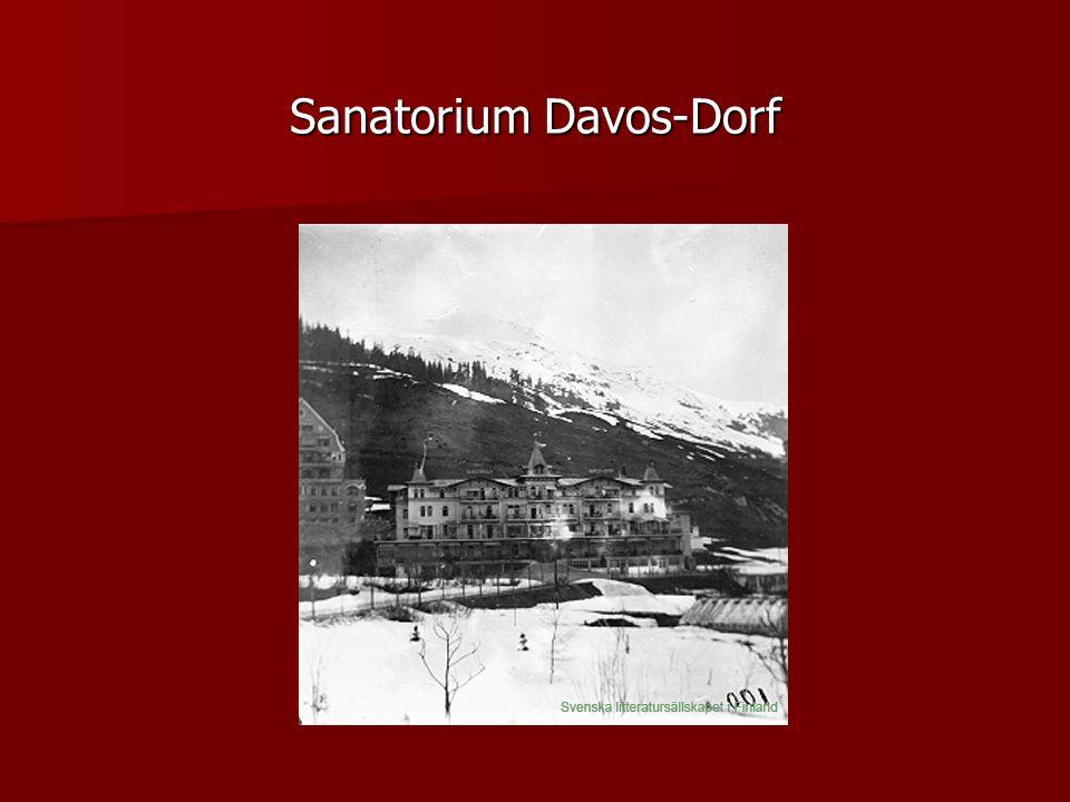 Sanatorium Davos-Dorf