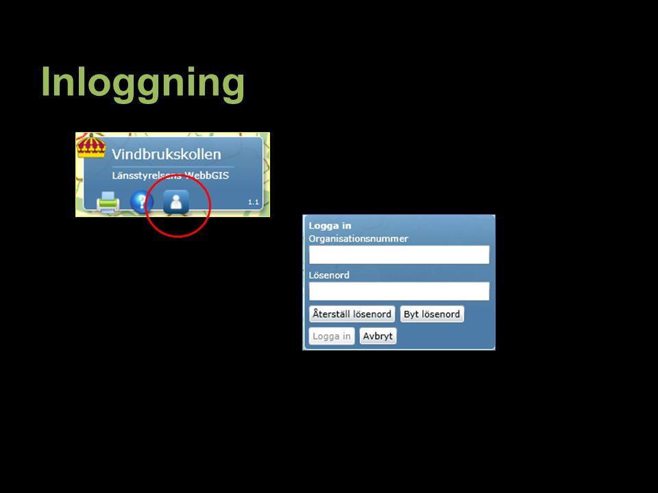 Inloggning Saknar ditt företag inloggningsuppgifter.