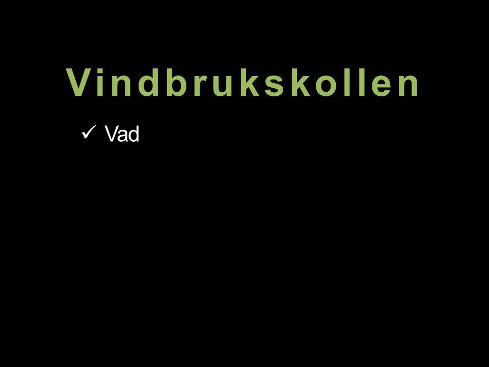 Vindbrukskollen Webbtjänsten är ett samarbete mellan Sveriges länsstyrelser och Energimyndigheten.