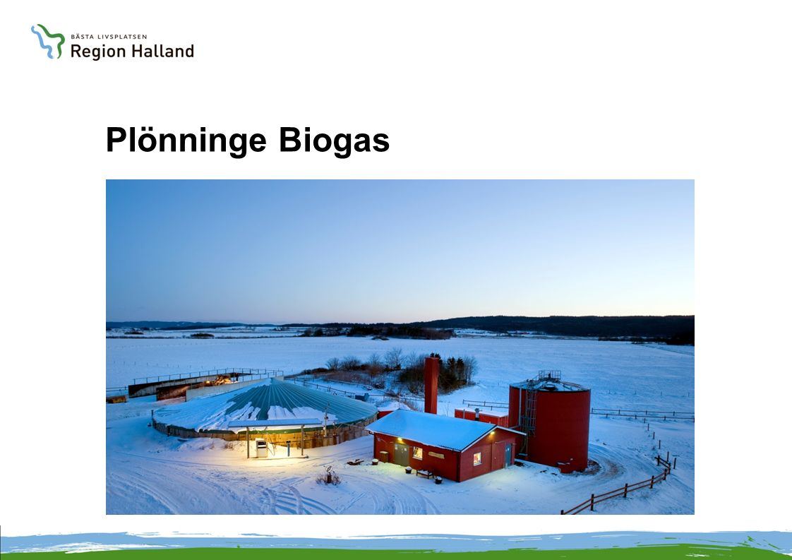 Plönninge Biogas