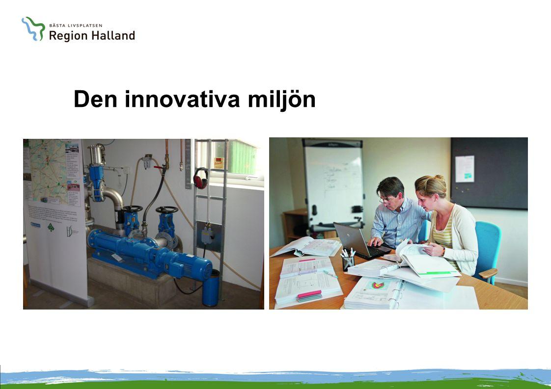 Den innovativa miljön