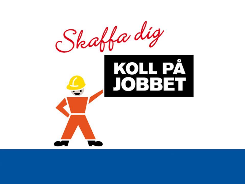 KOLL PÅ JOBBET