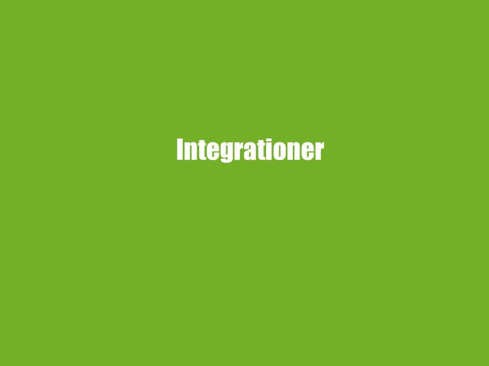 Integrationer