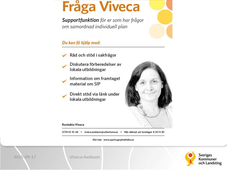 2015-09-17Viveca Axelsson