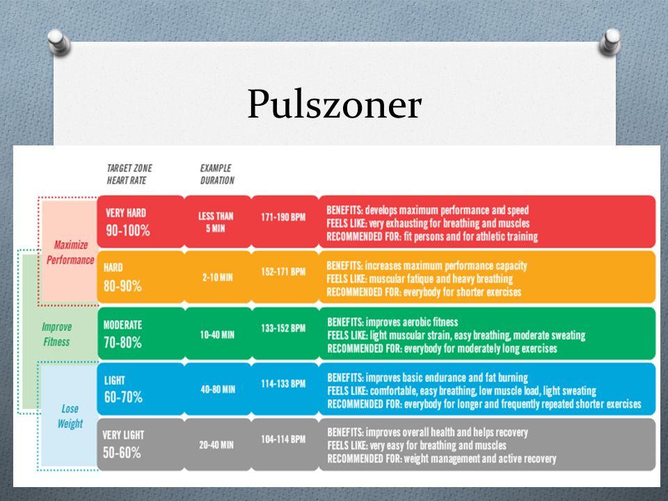 Pulszoner