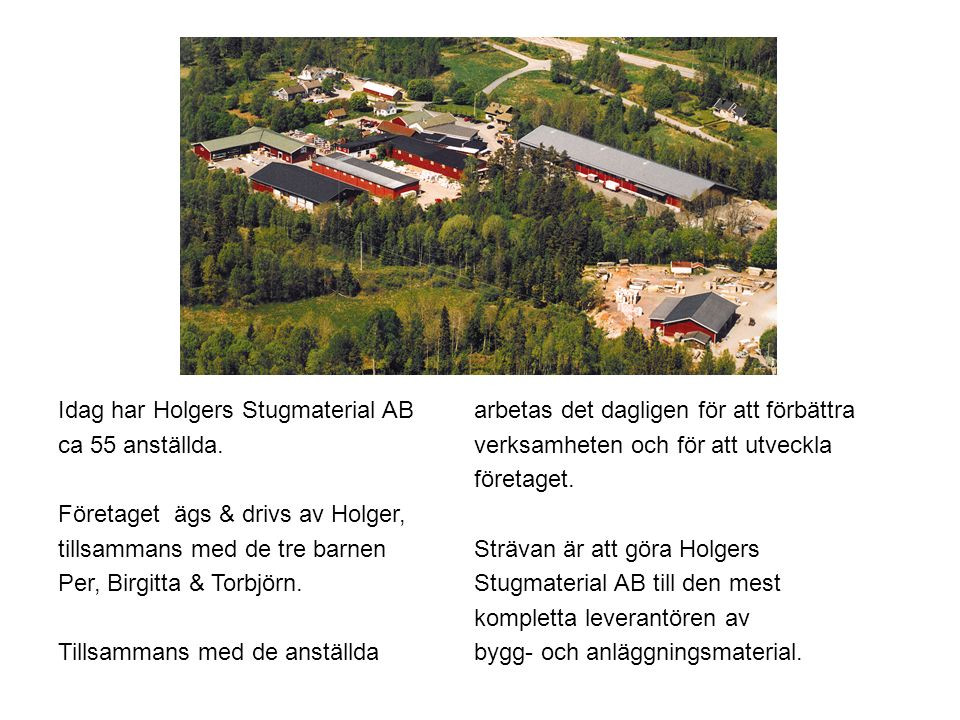1 april 2014 utökade vi vår verksamhet då vi förvärvade en bygghandel i Jönköping.