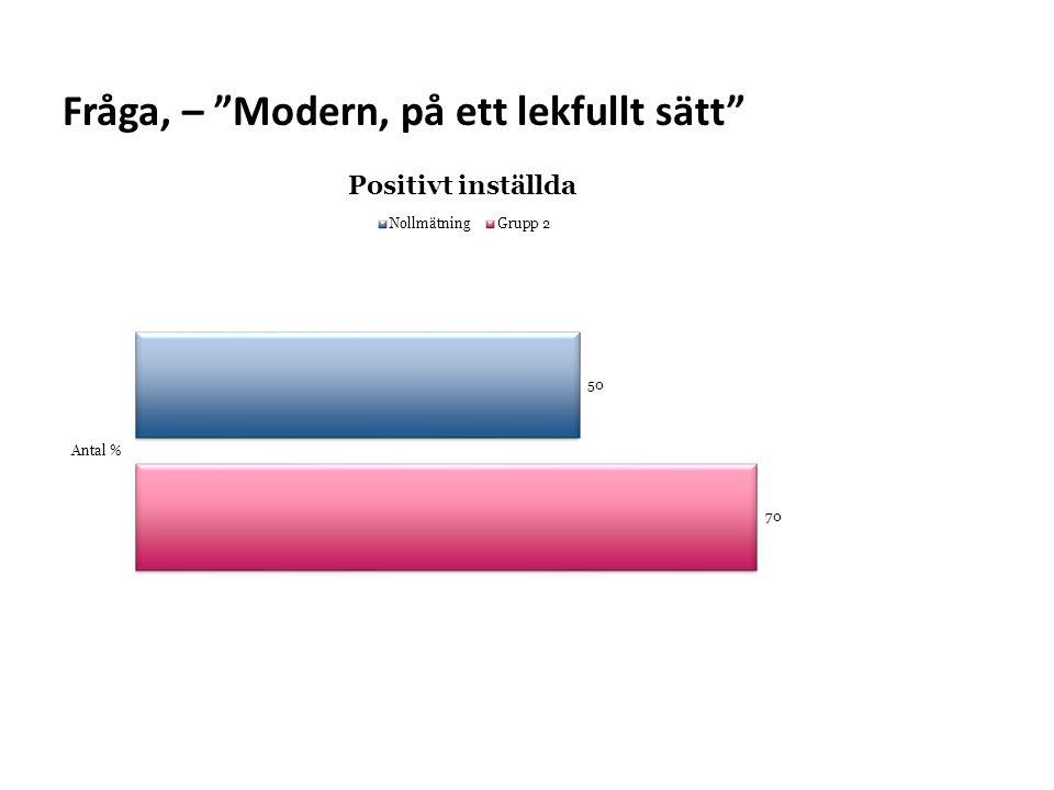 Sv Antal svar: 130 INTRYCK/UPPLEVELSE -50 %-25 %0 %25 %50 %75 %100 % Stämmer inte allsStämmer i liten utsträckningStämmer till stor delStämmer helt Eget resultat Enkel på ett intuitivt sätt -869 Pålitlig på ett säkert och trovärdigt sätt -1076 Hjälpsam på ett personligt sätt -2057 Modern på ett lekfullt sätt -1452 Information & service – H2014 www.antagning.se (inloggade sidor) 2012 80 89 65 70