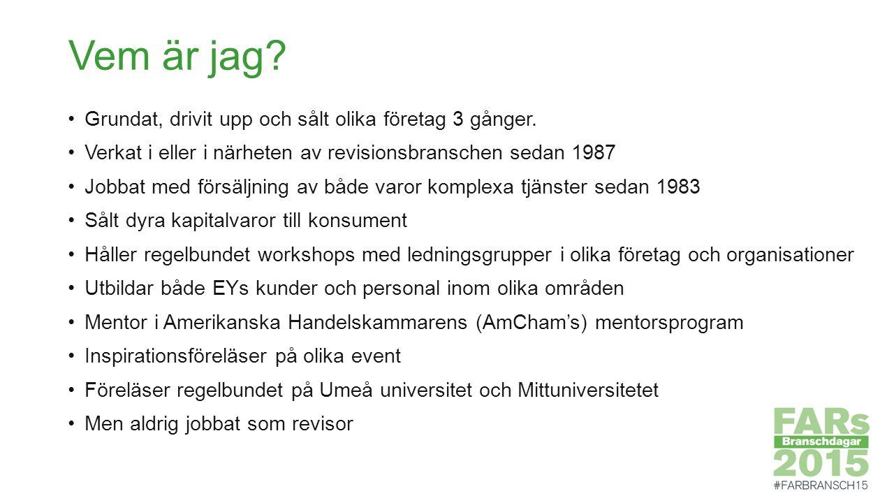 Jag är: Ludwig Stendahl | Affärsutvecklare / Marknadsansvarig Norrland Ernst & Young AB Domarevägen 5, Box 4017, 904 02 Umeå, Sweden Direct: +46 90 70 27 88 | Cell: +46 70 297 97 51 | ludwig.stendahl@se.ey.com Office: +46 90 70 27 00 | Fax: +46 90 70 27 99 Website: http://www.ey.com