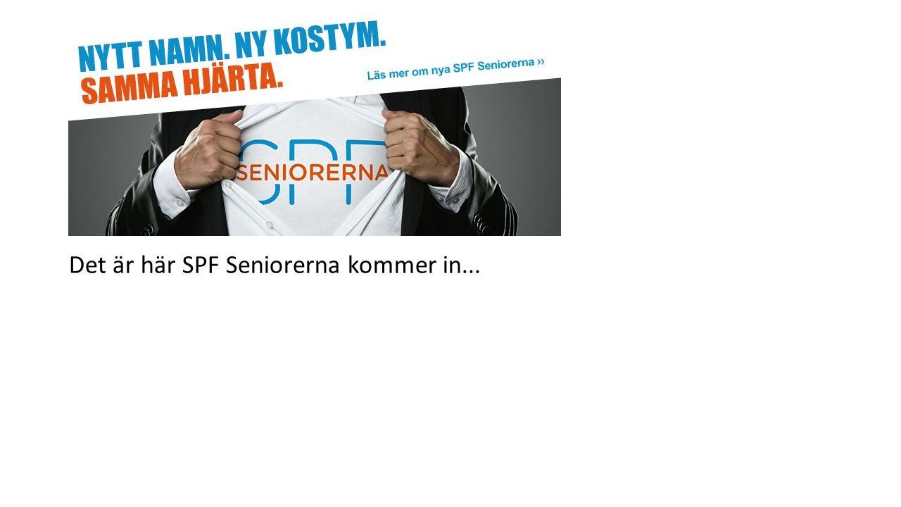 5 starka skäl till att bli medlem i SPF Seniorerna